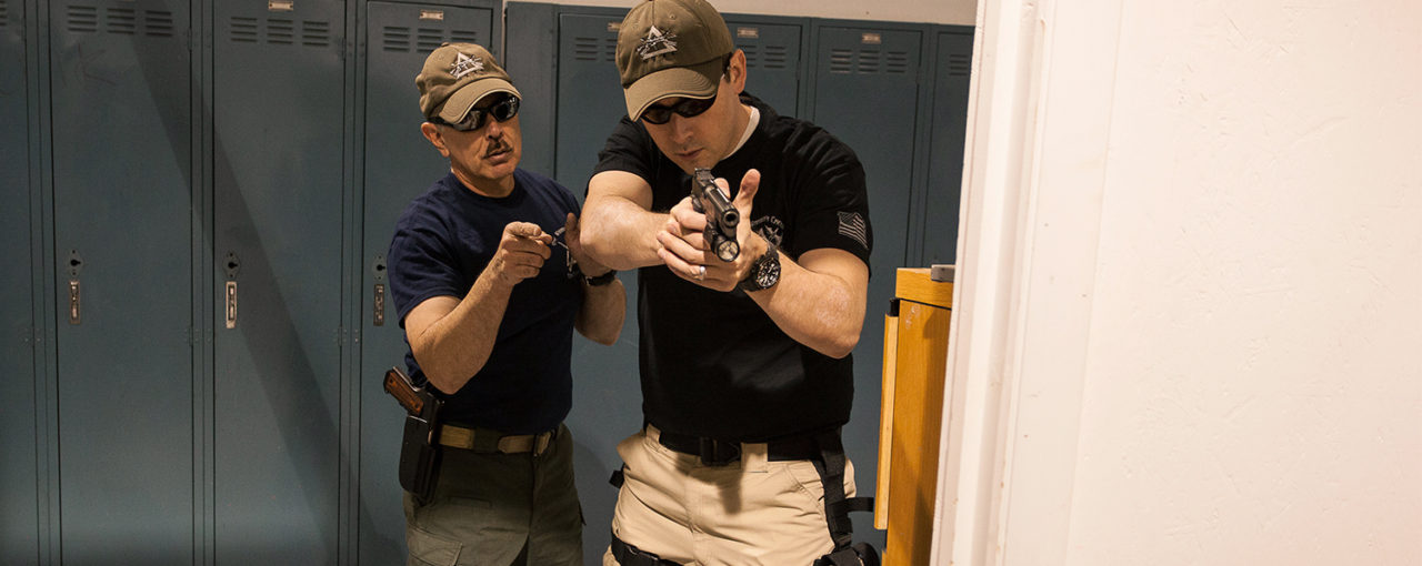 Concealed Carry Combat (Force-on-Force)